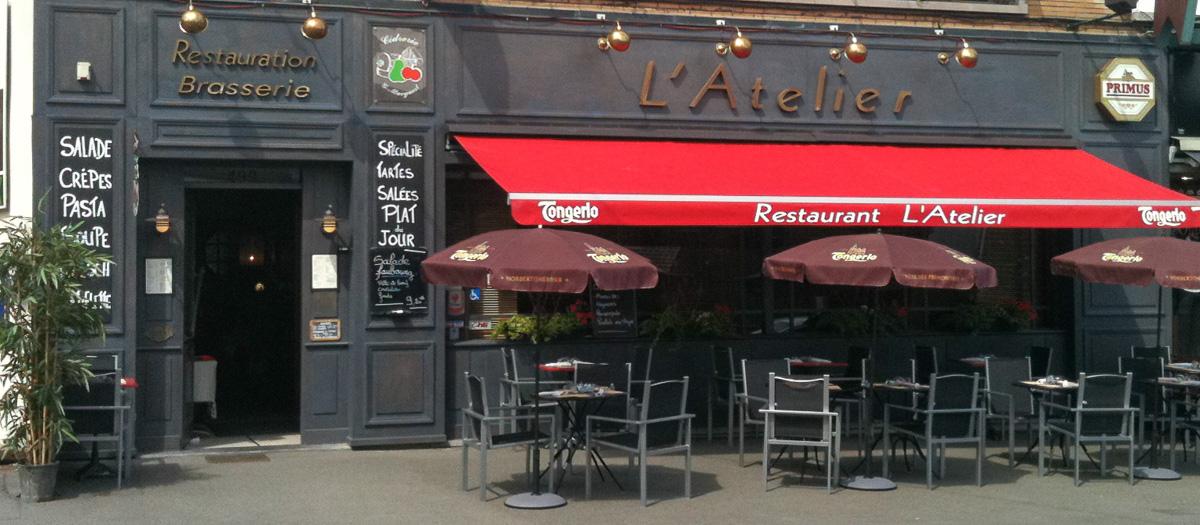 Restaurant L'Atelier à Roncq