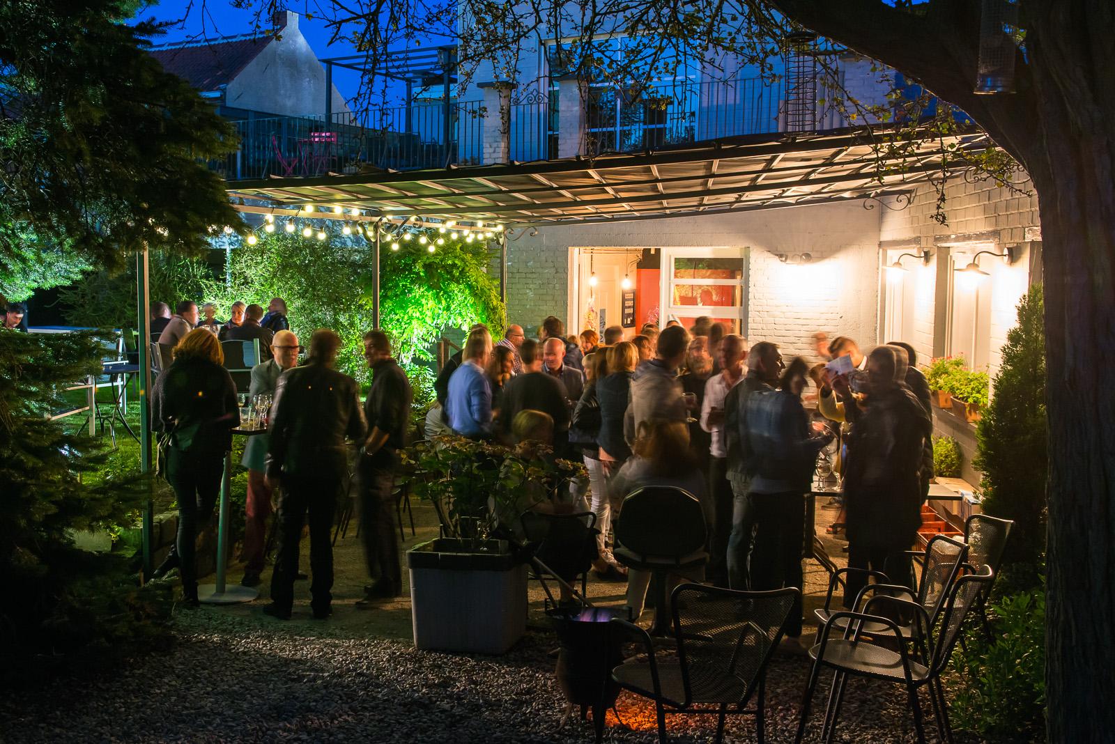 l'atelier restaurant roncq jardin
