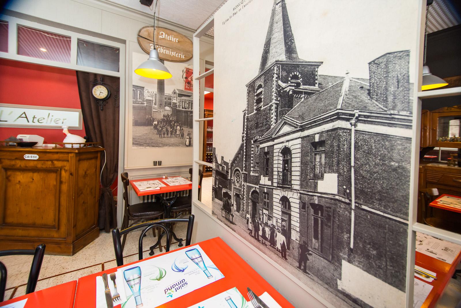 l'atelier restaurant roncq